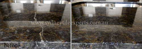 Resurfacing Granite Tiles