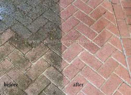 Resurfacing Sandstone Tiles