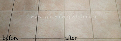 Stripping Ceramic Tiles
