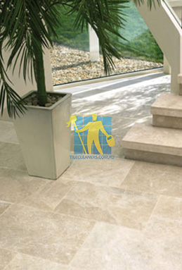 limestone tiles honed santa anna Narraweena cleaning