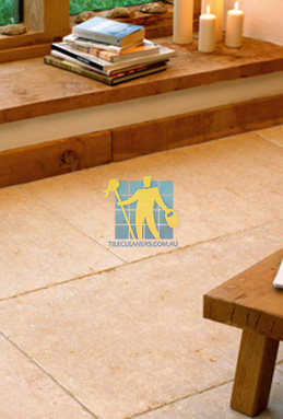 limestone tiles tumbled jerusalem gold Sydney cleaning