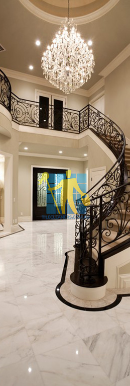 marble tiles traditional entry with polished light marble tiles shiny Northern Beaches