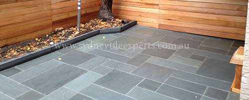 resurfacing bluestone Tiles
