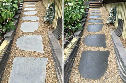 scratch removal bluestone Tiles