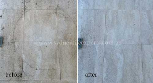 before and after Renewal limestone
