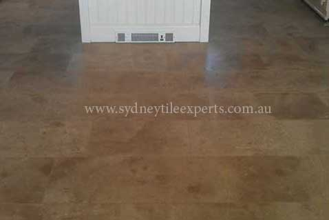 cleaning Limestone Tiles