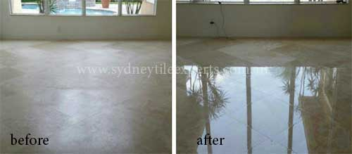 regrouting marble Tiles