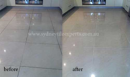 cleaning granite Tiles