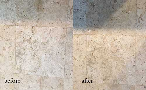 grinding travertine Tiles